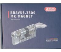 Цилиндр abus bravus 3500 mx magnet