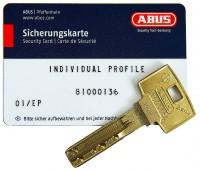 Ключ ABUS BRAVUS 1000
