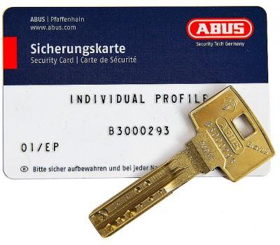 Ключ ABUS BRAVUS 3000