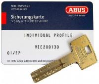 Ключ ABUS VELA 2000