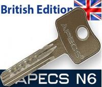 Ключ Apecs N6