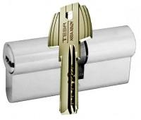 цилиндр tesa t65  35х35, кл-кл, хром