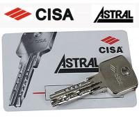 Ключ Cisa Astral