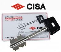 Ключ Cisa сувальдный оригинал