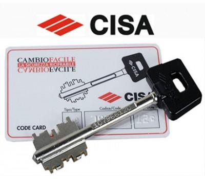 Ключ Cisa сувальдный
