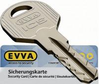 Ключ EVVA ICS