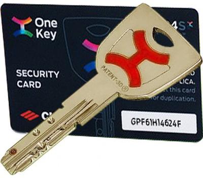 Ключ Cisa AP4 S