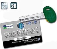 Ключ Mottura Champions 28