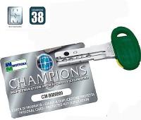 Ключ Mottura Champions 38
