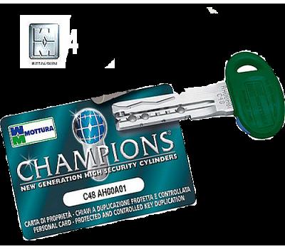 Ключ Mottura Champions 48