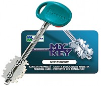 Ключ Mottura My Key