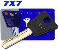 Ключ Mul-t-Lock 7x7