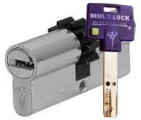 Цилиндр MUL-T-LOCK 164+ 33-48 кл-кл