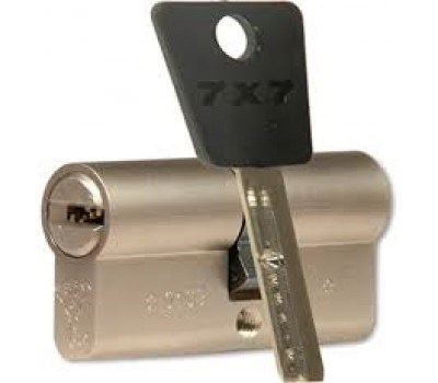 цилиндр MUL-T-LOCK 7х7 55-35 кл-вертушка