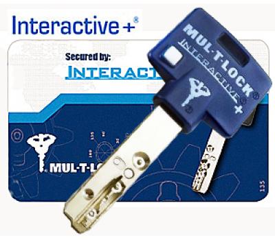 Ключ Mul-t-Lock Interactive+