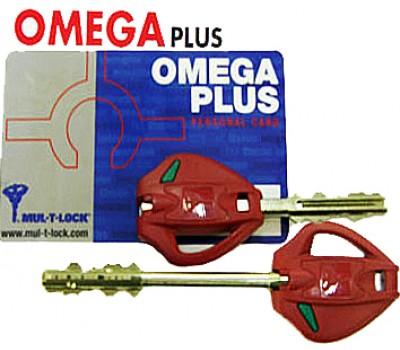 Ключ Mul-t-Lock Omega