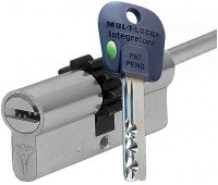 ЦИЛИНДР MUL-T-LOCK INTEGRATOR 60-30 КЛ-ШТОК
