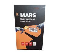 Цилиндр RB MARS 35-35 ключ-вертушка(сатин)