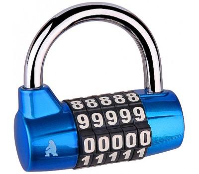 Кодовый навесной замок Lob KWSY