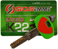 КлючSecuremme Evo K22