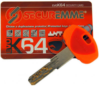 Ключ Securemme Evo K64