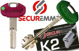 Новый сервис-центр Securemme
