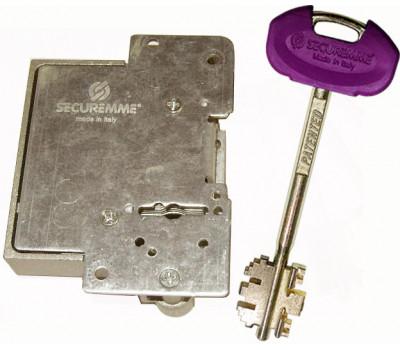 Нуклиясувальдная SecurMap 25D (правая)