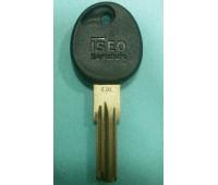 заготовка оригинальная ISEO 020809