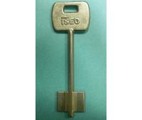 заготовка оригинальная ISEO 990802